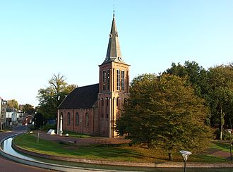 Veendam - Church in Veendam