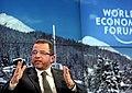 Hesham Mohamed Qandil World Economic Forum 2013.jpg