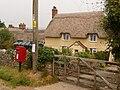 Hewood, postbox No. TA20 216 - geograph.org.uk - 1383122.jpg