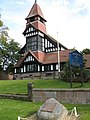 High Legh Parish Church - geograph.org.uk - 1522518.jpg