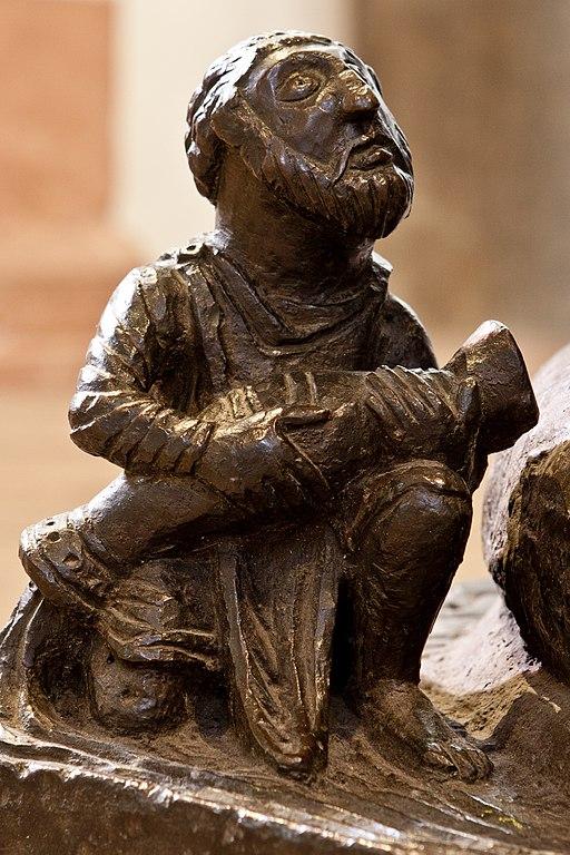 Hildesheim-Christussäule-Detail-001-Hildesia
