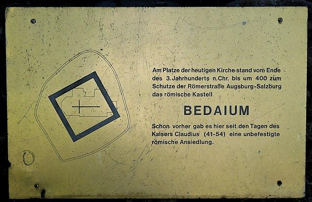 Römermuseum Bedaium