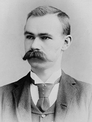 Herman Hollerith - Herman Hollerith circa 1888