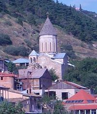 Holy Mother of God Church of Bethlehem, Tbilisi.jpg