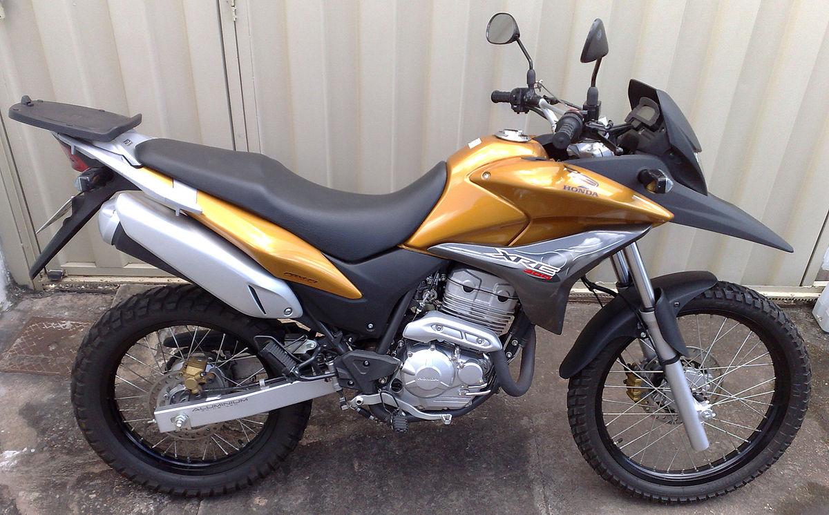 Honda XRE300 - Wikipedia