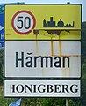 Honigberg-Ortsschild 2016.JPG
