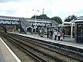 Hooton Station Platforms and Footbridge - geograph.org.uk - 893034.jpg
