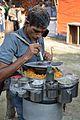 Hot Bombay Mix Vendor - Kolkata 2013-10-11 3302.JPG