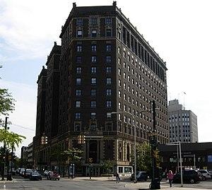 Marriott Syracuse Downtown - Image: Hotel Syracuse