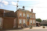 Houdilcourt - la Mairie - Photo Francis Neuvens lesardennesvuesdusol.fotoloft.fr.JPG