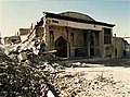 House of Sheikholeslam of Esfahan bombarded during the Iran-Iraq War in 1986.jpg