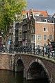 Houses in Amsterdam centre, Reguliersgracht.jpg