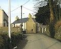 Houses in Stryd yr Eglwys, Llanaelhaearn - geograph.org.uk - 708325.jpg