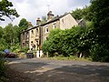 Houses on Whitehead Lane, Almondbury - geograph.org.uk - 187315.jpg