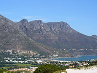 Hout Bay, 15 minutes drive from the CTICC