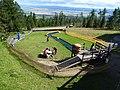 Hrebienok, tubing for children.JPG