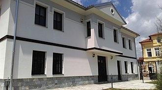 Hristo Tatarchev - House of Hristo Tatarchev (now museum) in Resen