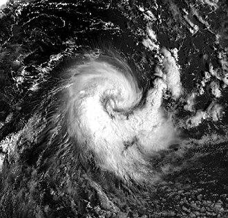 1995–96 South-West Indian Ocean cyclone season - Image: Hubert Coryna 1996