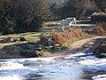 Huckles Brook near Ogdens Farm - geograph.org.uk - 1111571.jpg