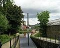 Huddersfield Narrow Canal - Slaithwaite - geograph.org.uk - 915183.jpg