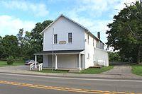 Hudson Michigan Township Hall.JPG