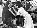 Hugh Griffith Audrey Hepburn How to Steal a Million Still.jpg