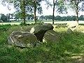 Hunebed D51 bij Noord-Sleen.jpg