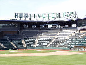 Arena District - Huntington Park