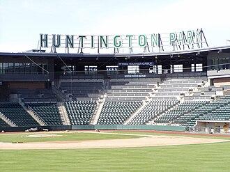 Arena District - Huntington Park