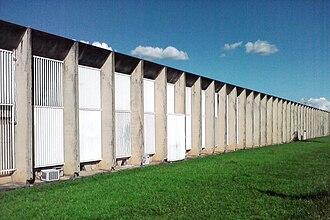 "University of Brasília - Central Institute of Sciences - ICC (""Minhocão"")"