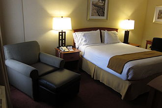 IHG Army Hotels - Guest room at IHG Army Hotel on Fort Gordon