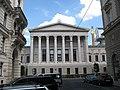 IMG 0154 - Wien - Parlament from Doblhoffgasse.JPG