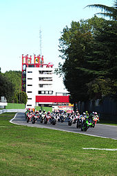 Autodromo Enzo E Dino Ferrari Wikipedia