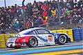 IMSA Performance Matmut's Porsche 911 GT3 RSR Driven by Raymond Narac, Christophe Bourret and Jean-Karl Vernay (9201669210).jpg