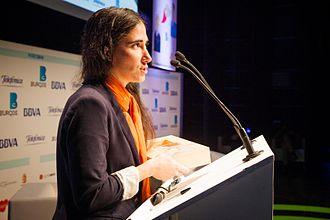 Yoani Sánchez - Image: I Redes 2013 (7)