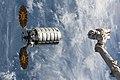 ISS-53 Cygnus OA-8 approaching the ISS (5).jpg