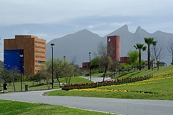 ITESM EGAP and EGADE in Monterrey