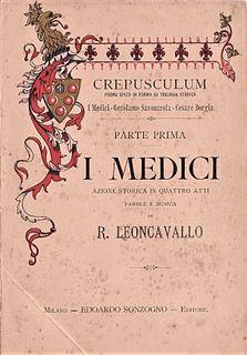 <i>I Medici</i> opera