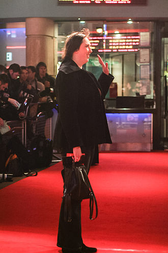 Miranda Hart - Hart at the London premiere of I Want Candy in March 2007