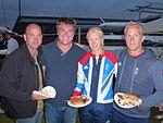 Ian Wynne, Paul Darby-Dowman, Rachel Cawthorn and Jon Schofield.jpg