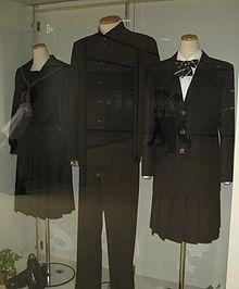 d25525a562d6 Exemples d uniformes d un lycée japonais   de gauche à droite