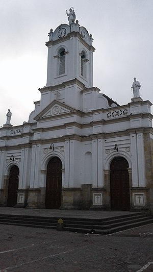 Tabio - Image: Iglesia Tabio