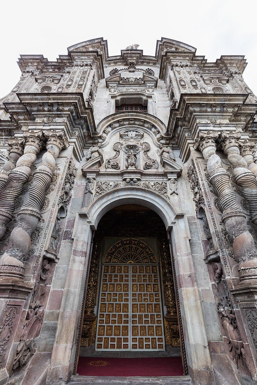 Iglesia de La Compañía, Quito, Ecuador, 2015-07-22, DD 105