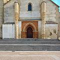 Iglesia de San Juan Bautista, Marchena. Puerta del Perdón.jpg
