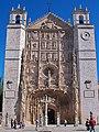 Iglesia de San Pablo, Valladolid. Fachada.jpg
