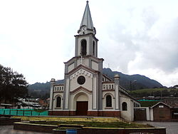 Church of Tausa