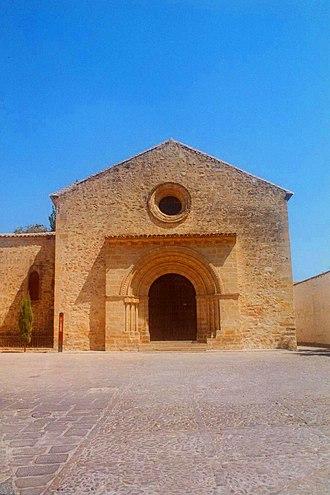 Baeza - Image: Iglesia de la Santa Cruz di Baeza