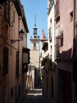 Iglesia de los Santos Justo y Pastor, Toledo - Iglesia de los santos Justo y Pastor