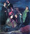 Ignacio Zuloaga - Las brujas de San Millan, 1907.jpg