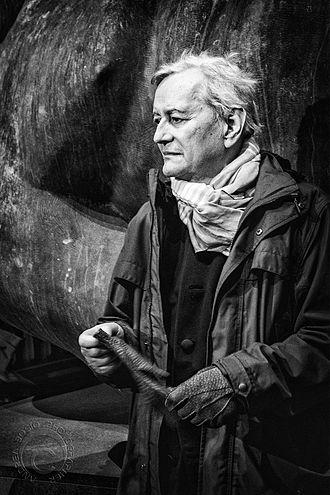 Igor Mitoraj - Mitoraj in 2014